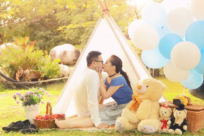 Prewedding of Andry - Yunni by Ricky-L Photo & Bridal  - 003