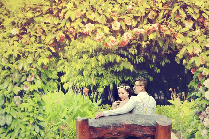 Prewedding of Andry - Yunni by Ricky-L Photo & Bridal  - 005