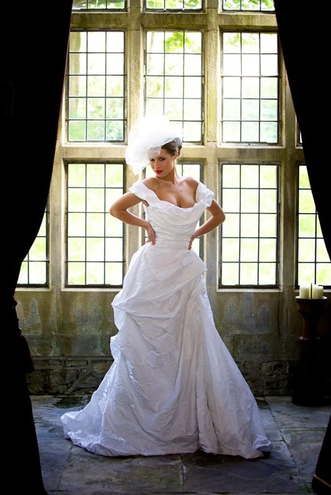 Weddings by Upper House Hayfield - 013