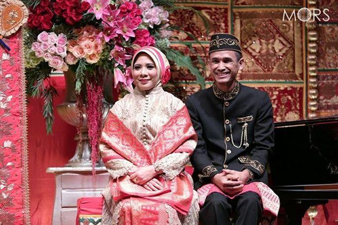 The Wedding of Nabila & Andra by Akasya Catering - 007