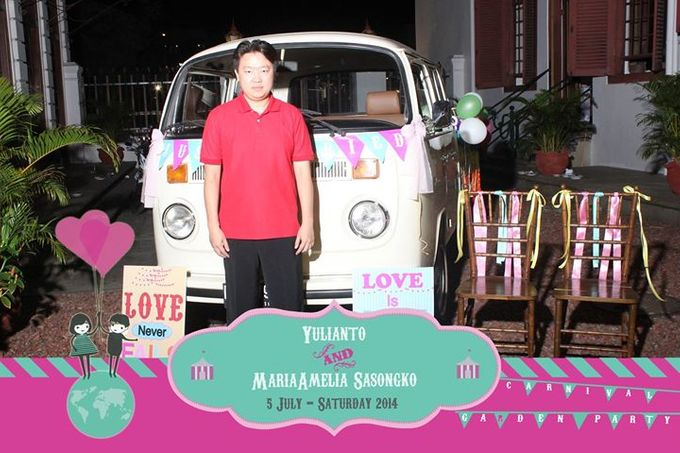 The Weddng of Yulianto & Amy by Twotone Photobooth - 005