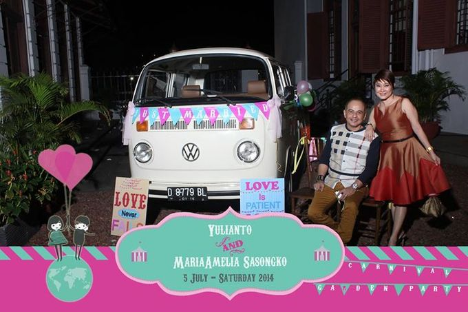 The Weddng of Yulianto & Amy by Twotone Photobooth - 037