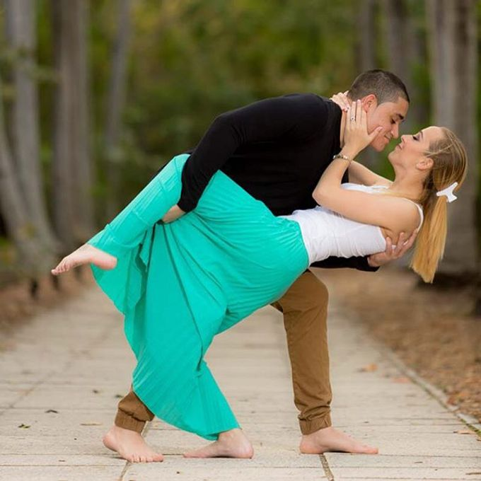 Engagement Photography in Florida by Couture Bridal Photography - 021