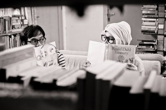 Prismita Nursetyowati and Ditto Narapratama Prewedding by StudioGeest - 002
