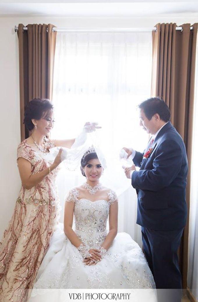 Wedding Day Andi & Evelin by VDB Photography - 014