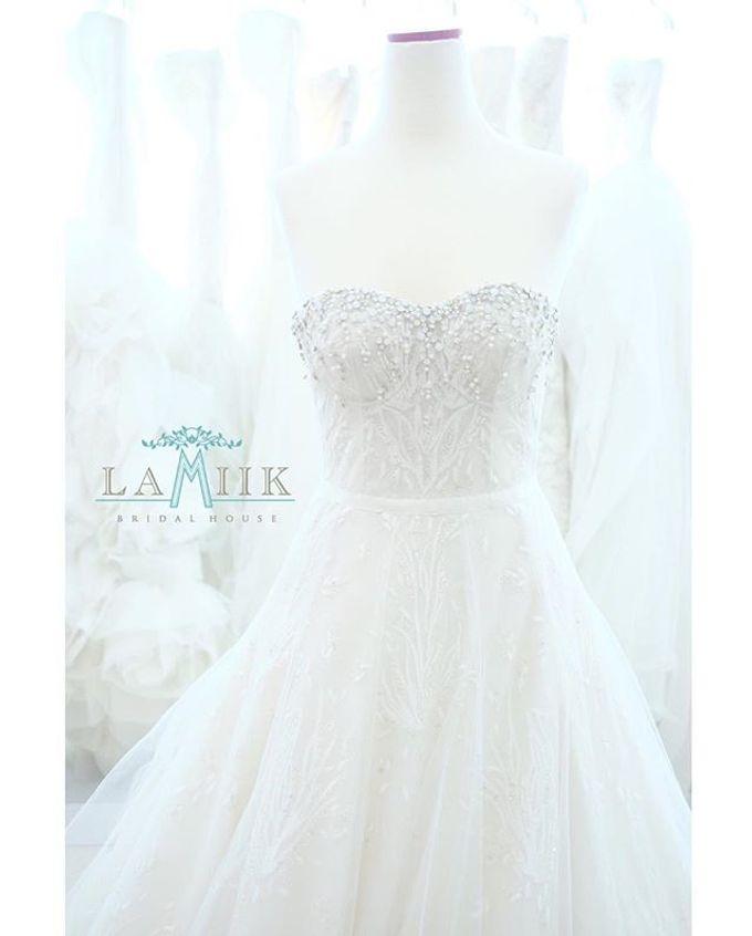 NEW ARRIVALS - WEDDING DRESS by LAMIIK BRIDAL - 005