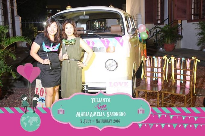 The Weddng of Yulianto & Amy by Twotone Photobooth - 019