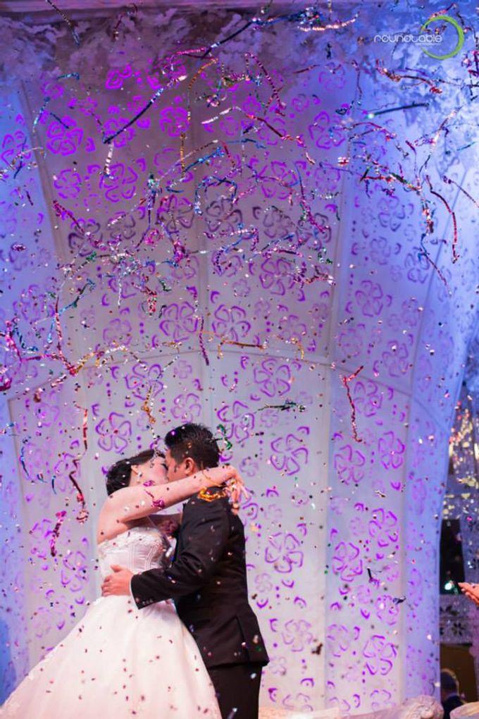 Hadi & Eveline Wedding by Adel's House of card - 011