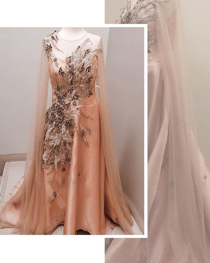 Mom gown  by Angelina Monica - 005