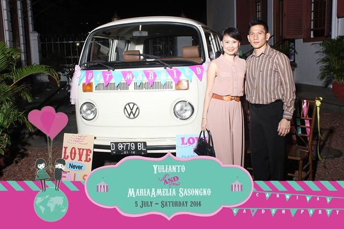 The Weddng of Yulianto & Amy by Twotone Photobooth - 052