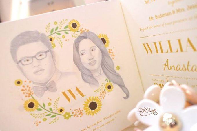 ♥ William & Anast ♥ by La Carta - 003