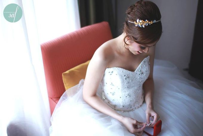 Allan & Jane ties the knot by Nadine Rayo Hair and Makeup Artistry - 014