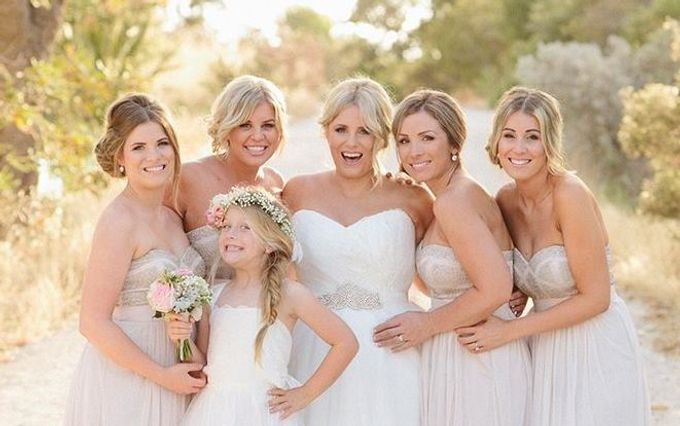 Beautiful Brides by Jessica Woods Makeup - 002