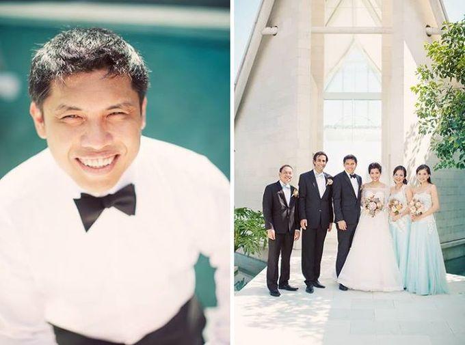 Indah & Robin Cultural Bali Wedding by Flying Bride - 015