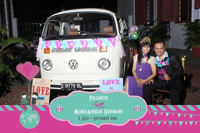 The Weddng of Yulianto & Amy by Twotone Photobooth - 069