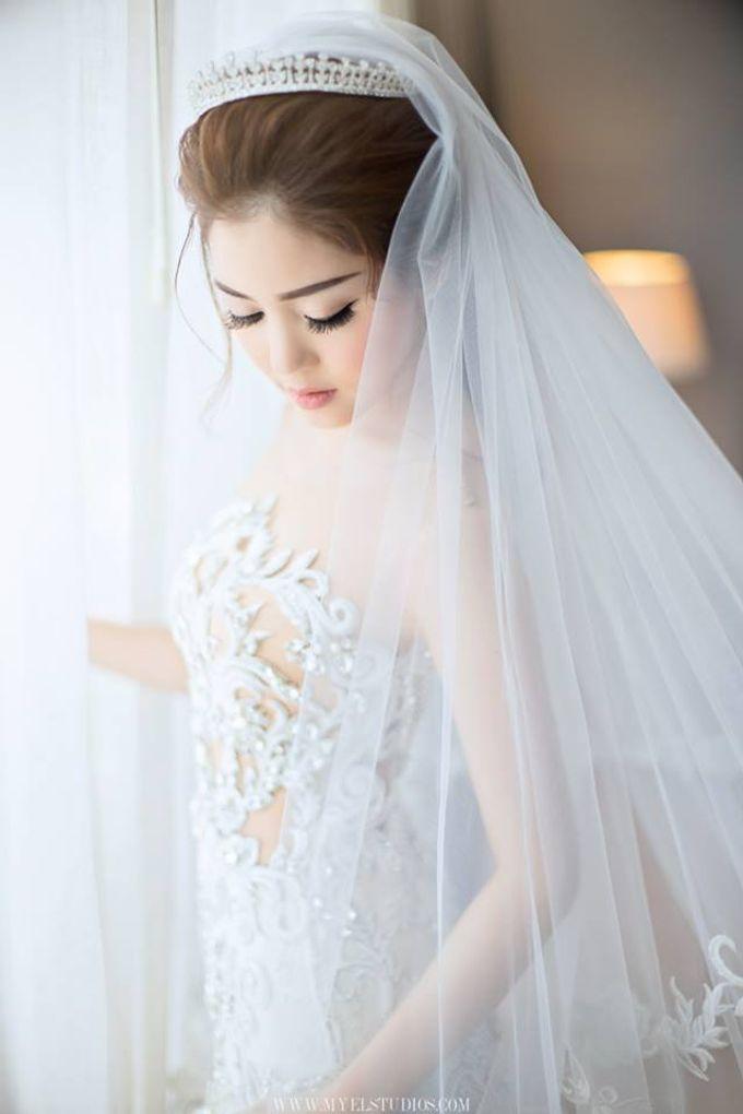 WEDDING DAY OF MICHAEL & FRANCESS by Fedya Make Up Artist - 001