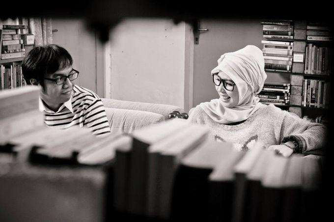 Prismita Nursetyowati and Ditto Narapratama Prewedding by StudioGeest - 007