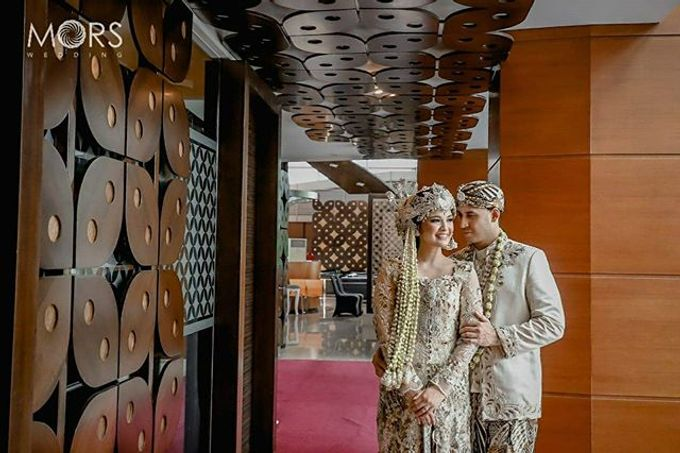 The Wedding of Nabila & Andra by Akasya Catering - 005