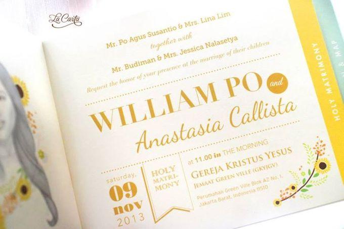♥ William & Anast ♥ by La Carta - 005
