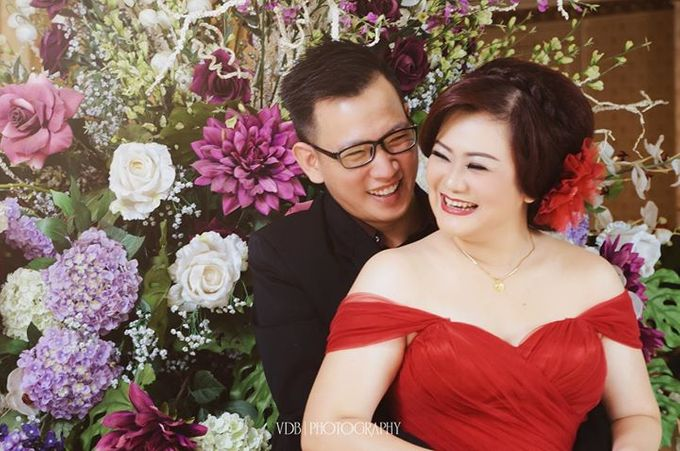 The Engagement of Rio & Winnie by VDB Photography - 027