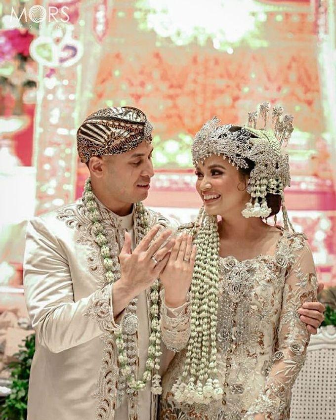 The Wedding of Nabila & Andra by Akasya Catering - 004