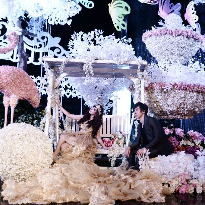 The Wedding of Lukman & Tika by C+ Productions - 035