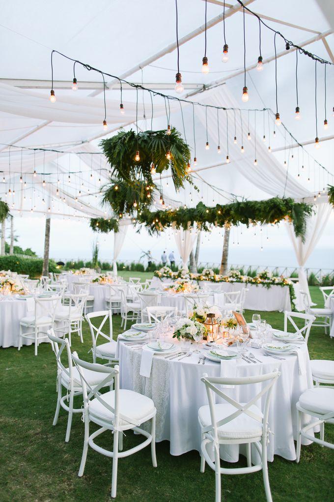 Organic Elegance in Seventh Heaven by Hari Indah Wedding Planning & Design - 030