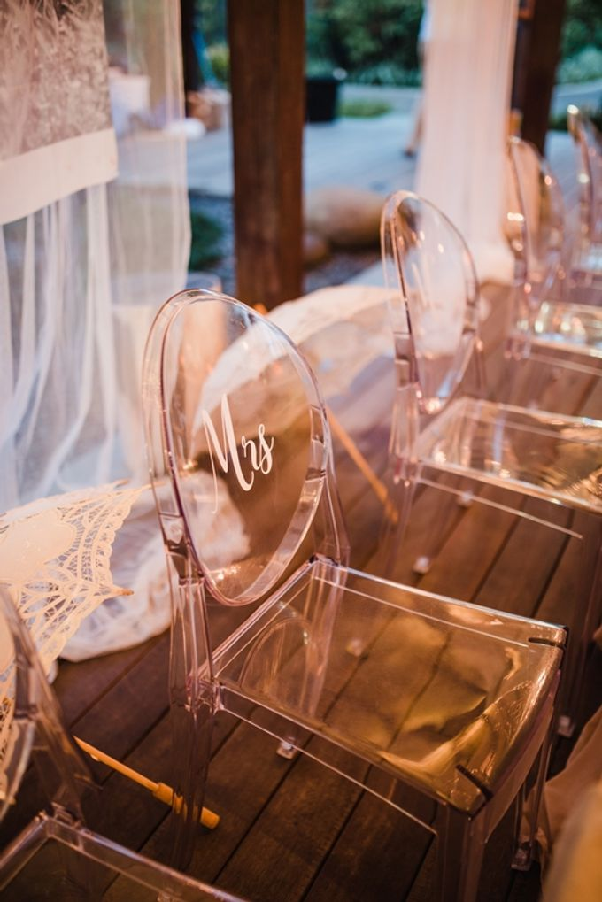 Wedding Anastasia & Arif by Bali Izatta Wedding Planner & Wedding Florist Decorator - 010