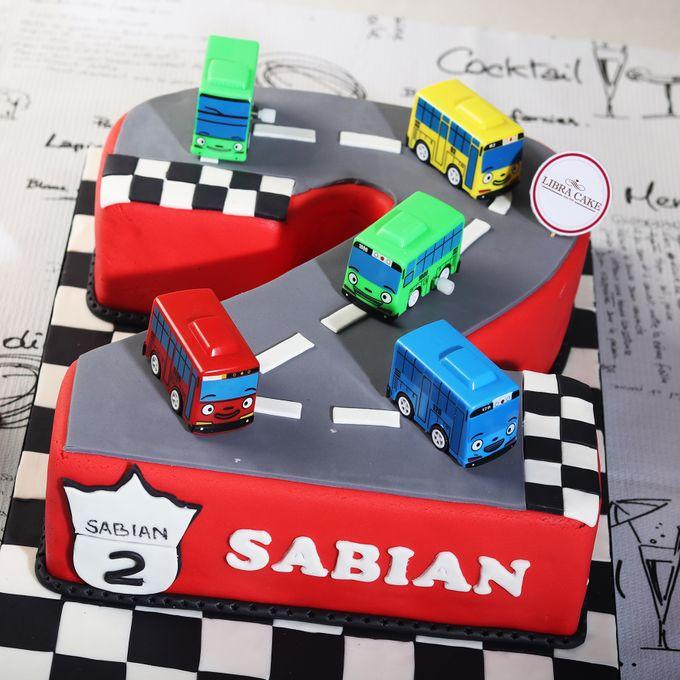 Birthday Cake Part 2 by Libra Cake - 002