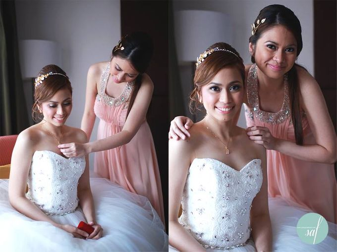 Allan & Jane ties the knot by Nadine Rayo Hair and Makeup Artistry - 018