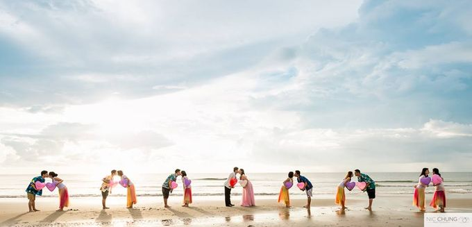 Actual Wedding Day by Nic Chung Photography - 006