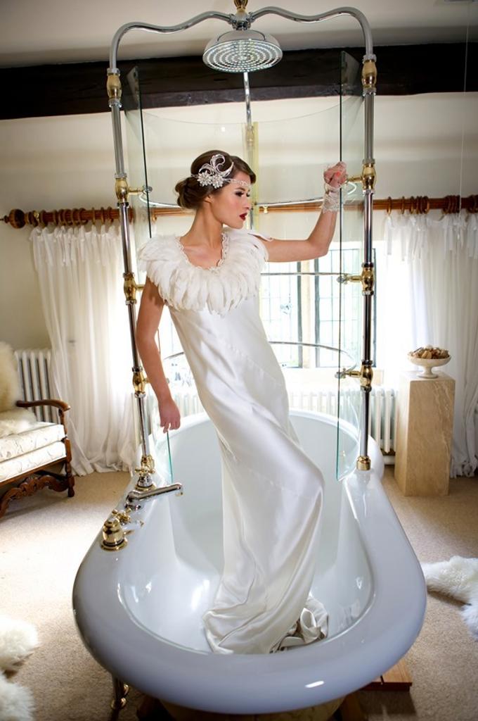 Weddings by Upper House Hayfield - 014