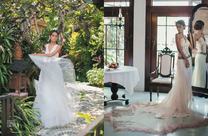 Wedding by Dendy Oktariady Make Up Artist by Ali Charisma - 001