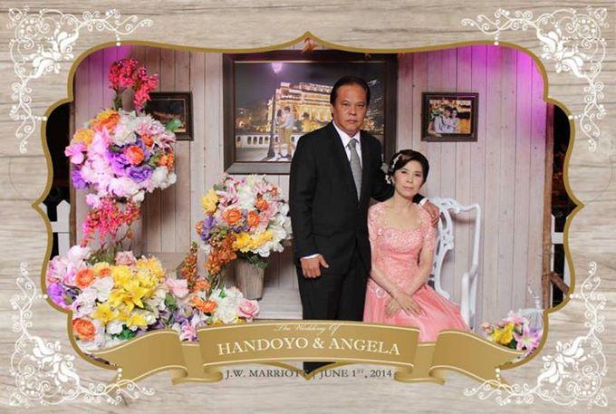 The wedding of Handoyo & Angela by HELLOCAM PHOTOCORNER - 001