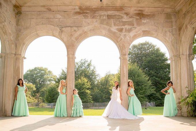 Weddings by Russ Cuevas Couture - 001