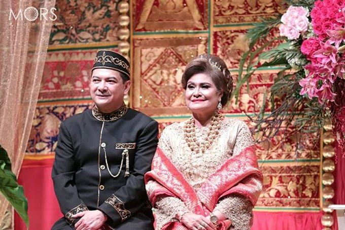 The Wedding of Nabila & Andra by Akasya Catering - 009