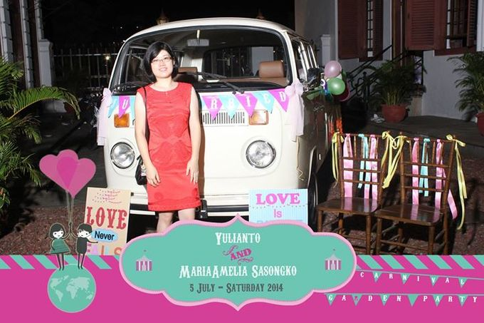 The Weddng of Yulianto & Amy by Twotone Photobooth - 016