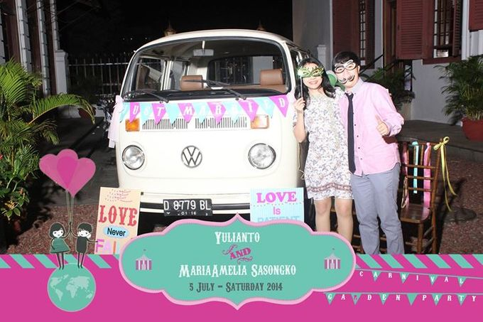 The Weddng of Yulianto & Amy by Twotone Photobooth - 089