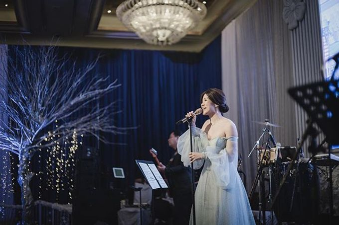 The Wedding of Poetri & Ben by Vica Wang - 005