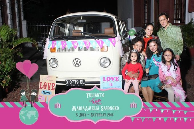 The Weddng of Yulianto & Amy by Twotone Photobooth - 084