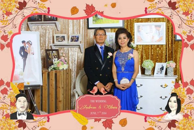 The Wedding of Andreas & Olivia by HELLOCAM PHOTOCORNER - 004