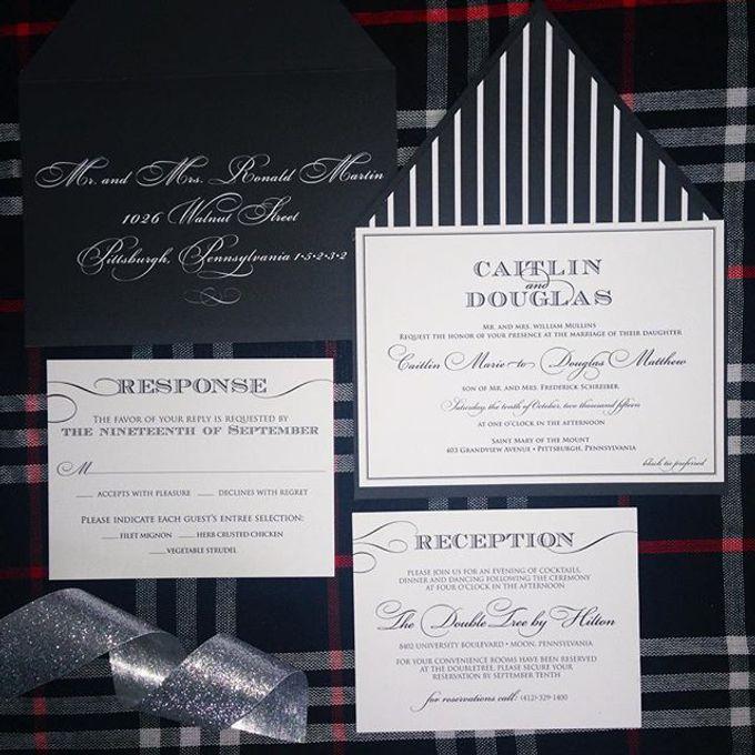Wedding stationery portfolio  by Hello Beautiful Designs - 042