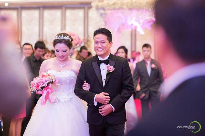 Hadi & Eveline Wedding by Adel's House of card - 012