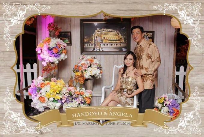 The wedding of Handoyo & Angela by HELLOCAM PHOTOCORNER - 011