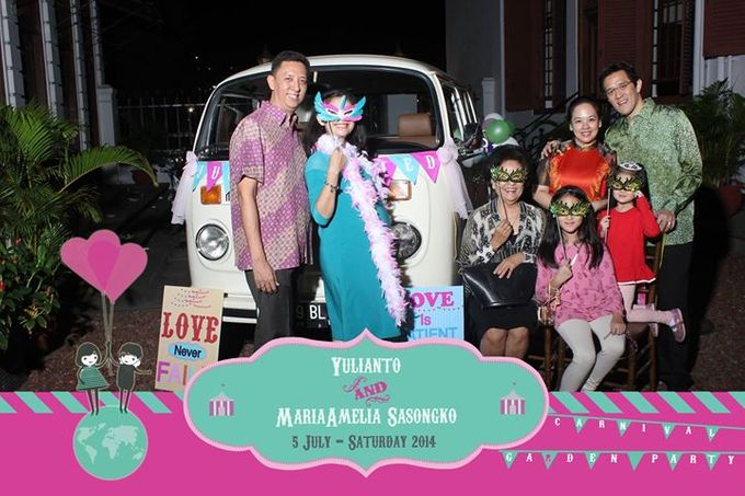 The Weddng of Yulianto & Amy by Twotone Photobooth - 080