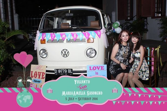 The Weddng of Yulianto & Amy by Twotone Photobooth - 093