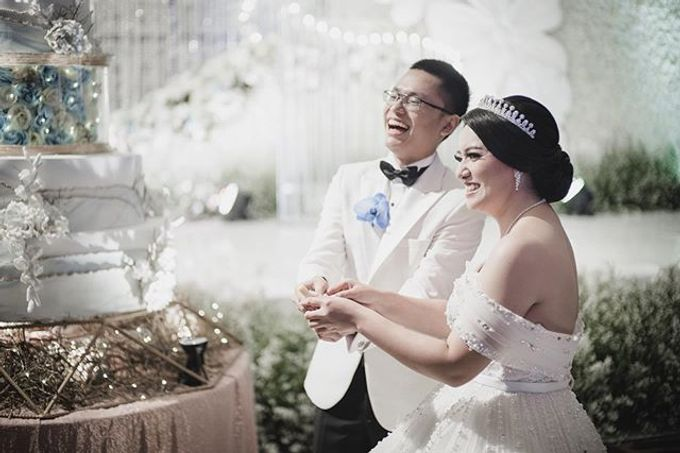The Wedding of Poetri & Ben by Vica Wang - 004