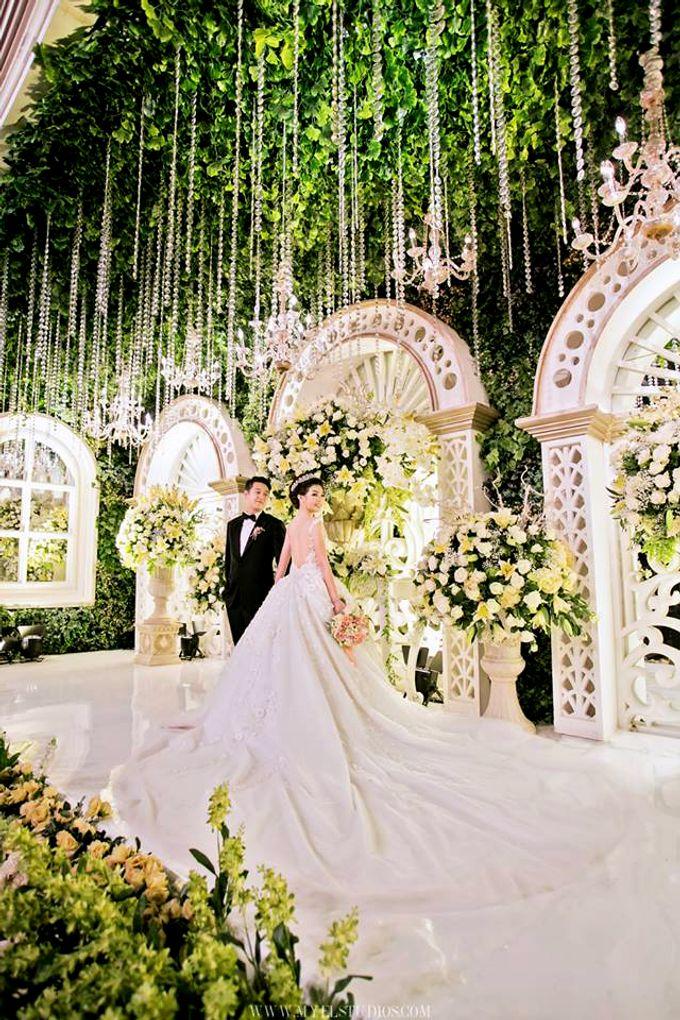 WEDDING DAY FOR RUSSEL & STELLA by Fedya Make Up Artist - 007