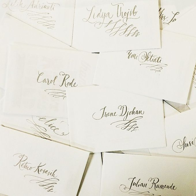 Modern Calligraphy by The Articulate - 006