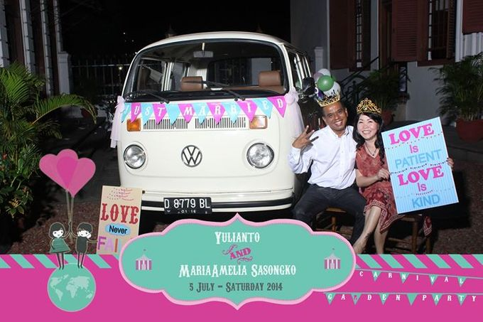 The Weddng of Yulianto & Amy by Twotone Photobooth - 076
